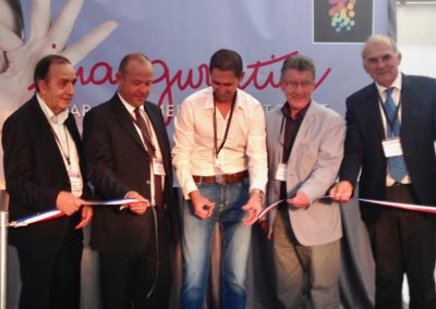 Inauguration Pont d'Ouit Bressuire - (79)