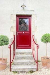 Porte entrée -Rénovation- Nueil Les Aubiers -79