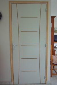 Porte intérieure graphique Bressuire-79