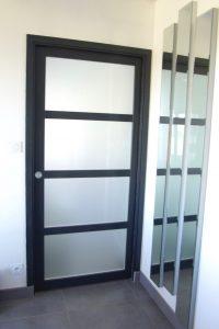 Porte intérieure coulissante -Voulmentin -79
