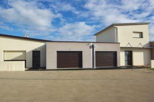 Menuiseries extérieures et portes garage Bressuire