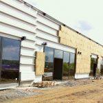 Construction d'un espace commercial «Pont d'Ouit»- Bressuire - (79)