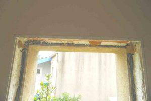 Démontage fenêtre pour dépose totale -en Vendée