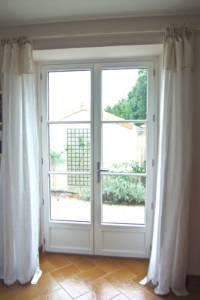 Porte fenêtre pose - Body Menuiserie - Bressuire – Deux Sèvres – Vendée – Pays de la Loire